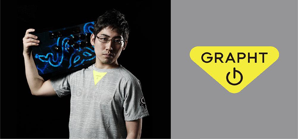 Team Black EYE・Team GRAPHT所属 ドラ 選手